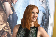 Jessica Chastain Diamond Watch