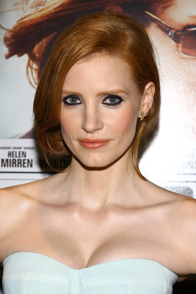 Jessica Chastain Retro Eyes