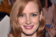 Jessica Chastain Medium Wavy Cut