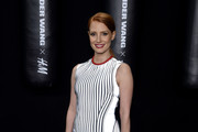 Jessica Chastain Mini Dress