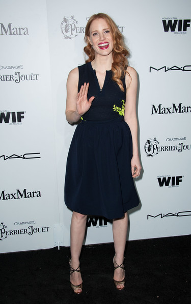 Women In Film's 6th Annual Pre-Oscar Cocktail Party - Arrivals