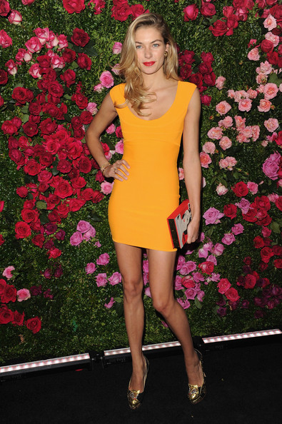 Jessica Hart Bandage Dress
