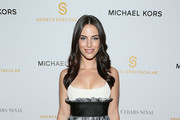Jessica Lowndes Cocktail Dress
