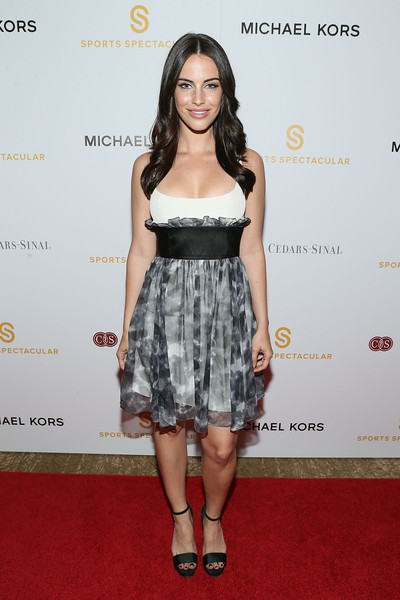 Jessica Lowndes Shoes