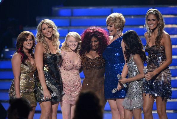 """Fox's """"American Idol 2012"""" Finale - Results Show - Show"""