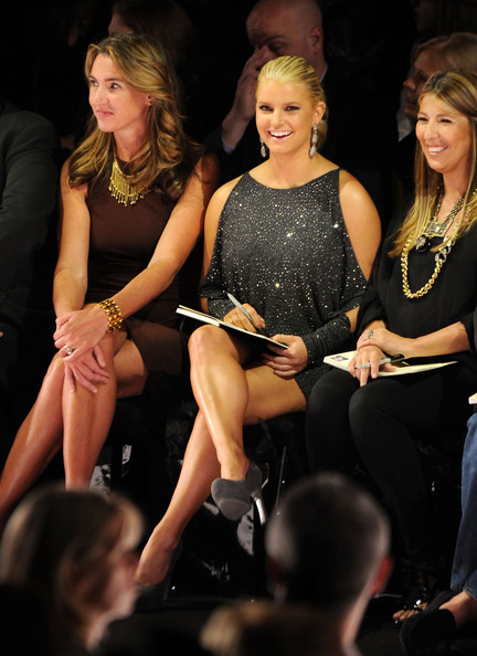 Project Runway - Front Row - Spring 2011 MBFW