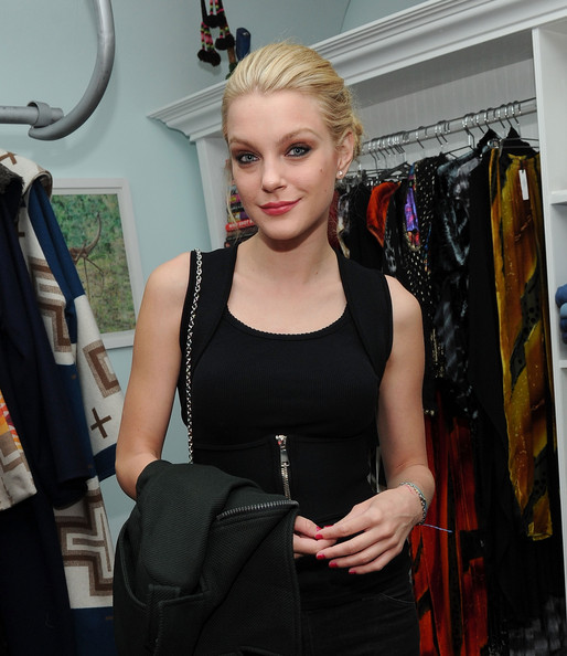 Jessica Stam Beauty