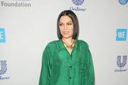 Jessie J Button Down Shirt