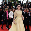 Fan Bingbing in Elie Saab Couture at the Cannes Film Festival