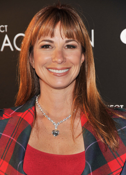 TV personality Jill Zarin attends the
