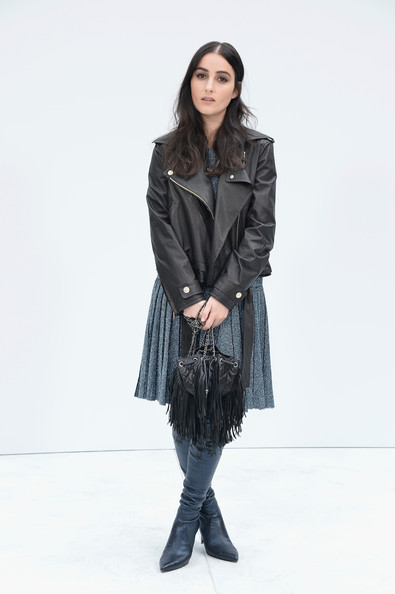 Jillian Banks Leather Jacket