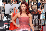 Jillian Rose Reed Strapless Dress