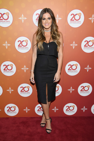 JoJo Fletcher Little Black Dress