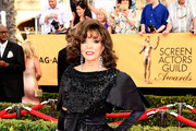 Joan Collins Beaded Dress