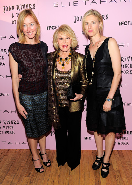 "Premiere Of ""Joan Rivers: A Piece Of Work"""