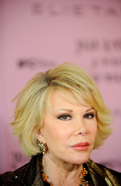 Pin Joan Rivers Short Hairstyles on Pinterest