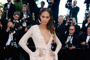 Joan Smalls Evening Dress