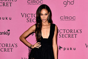 Joan Smalls Little Black Dress