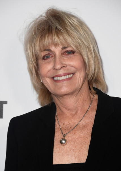 Joanna Cassidy Layered Razor Cut [final portrait,hair,face,hairstyle,chin,blond,official,smile,layered hair,wrinkle,arrivals,joanna cassidy,west hollywood,california,pacific design center,sony pictures classics,premiere,premiere]
