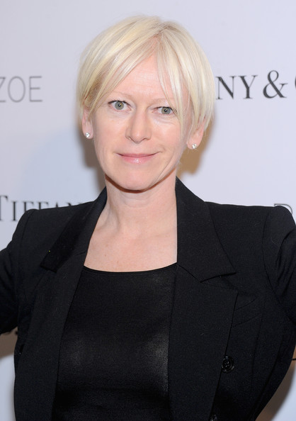 Joanna Coles Short Straight Cut [living in style: inspiration and advice for everyday glamour,hair,face,blond,hairstyle,chin,bob cut,forehead,layered hair,lip,bangs,joanna coles,new york city,cosmopolitan,tiffany co.,living in style: inspiration and advice for everyday glamour,book launch]