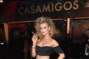 Joanna Krupa Crop Top
