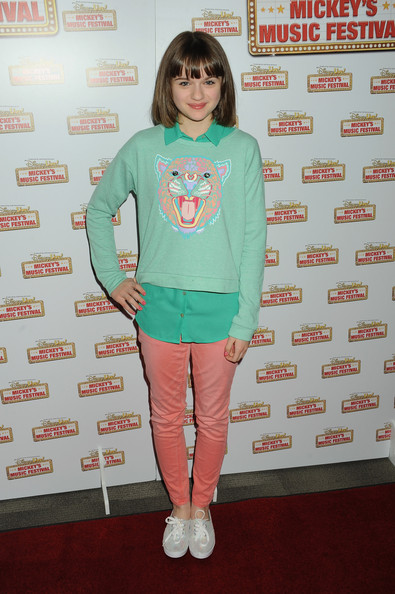 Joey King Crewneck Sweater