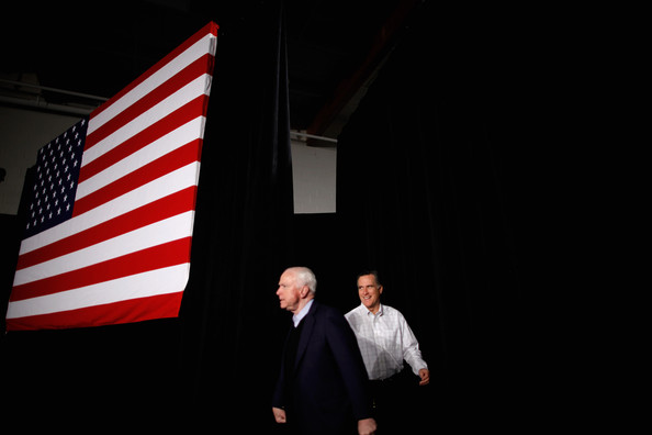 Mitt Romney Takes His Presidential Campaign To New Hampshire