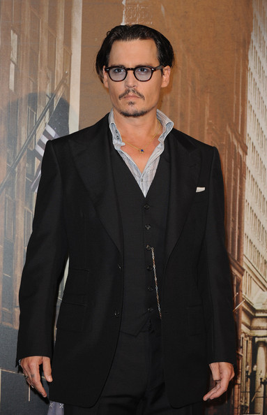 Johnny Depp Jewelry