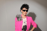 Johnny Weir Blazer