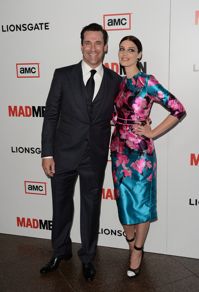 Arrivals at the 'Mad Men' Premiere Party