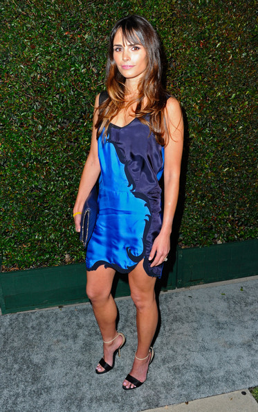 Jordana Brewster Shoes
