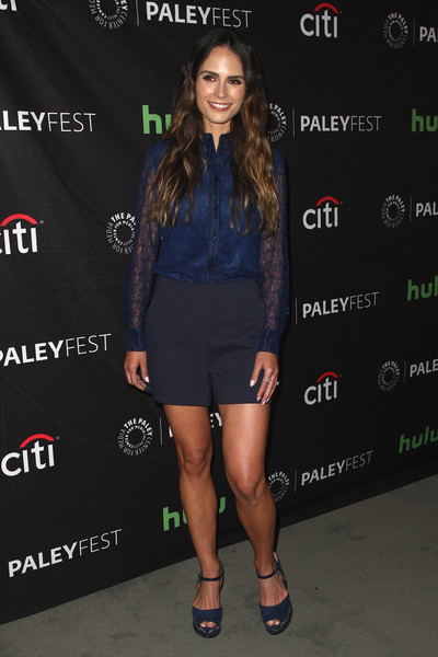 Jordana Brewster Dress Shorts