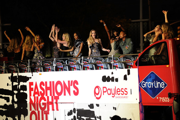 Fashion's Night Out: The Show - Performance