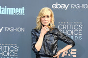 Judith Light Sequin Dress