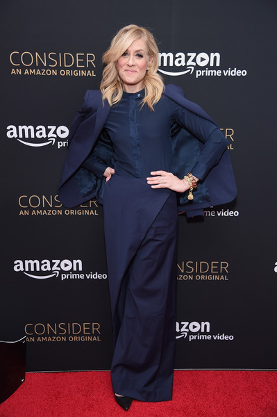 Judith Light Pantsuit [clothing,carpet,premiere,suit,red carpet,fashion,dress,pantsuit,formal wear,flooring,judith light,fleabag emmy for your consideration,theater,new york city,the metrograph,amazon fleabag emmy fyc event,event]
