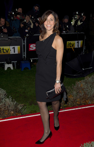 Julia Bradbury Little Black Dress