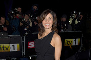 Julia Bradbury Evening Pumps