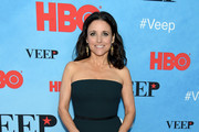 Julia Louis-Dreyfus Beaded Clutch