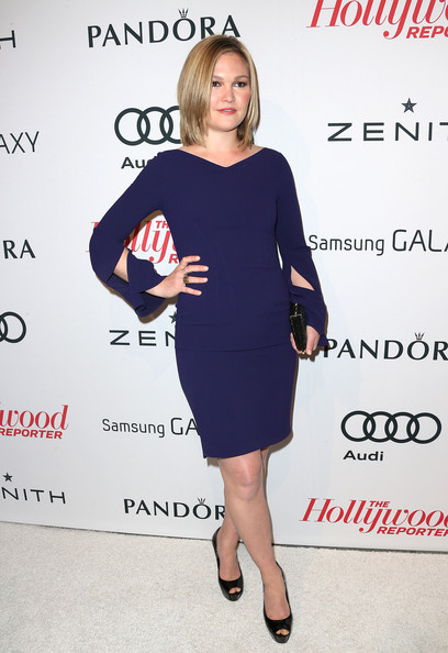 Julia Stiles Cocktail Dress