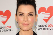 Julianna Margulies Hair Knot