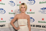 Julianne Hough Cutout Dress