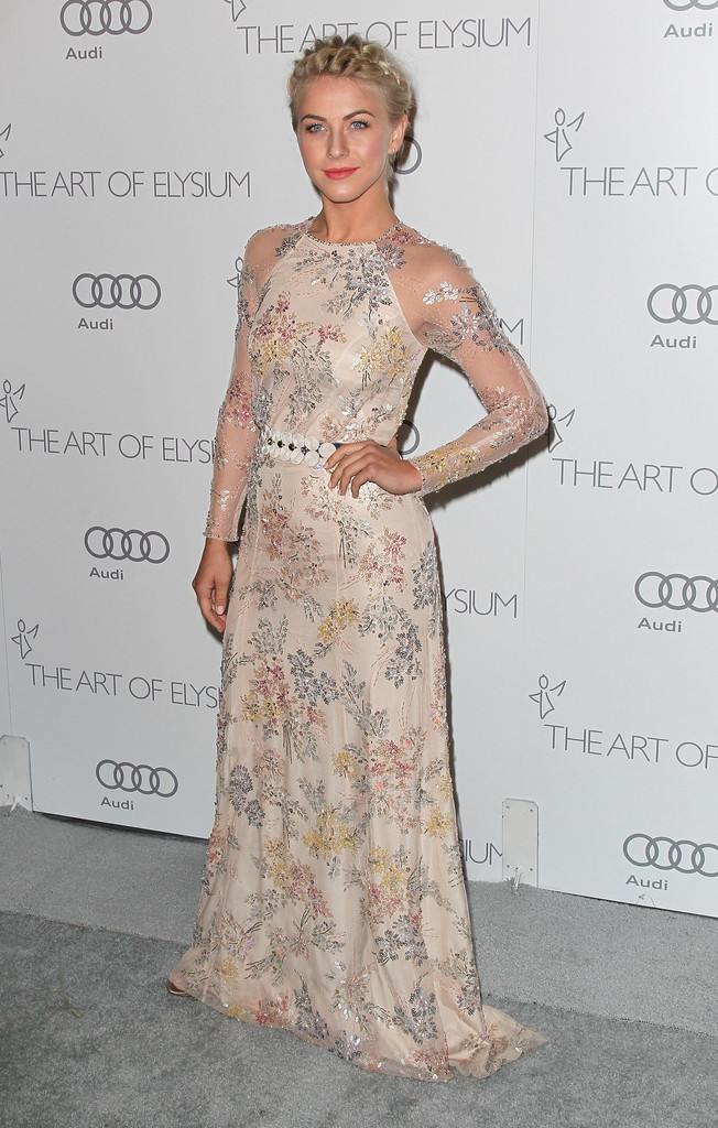 Julianne Hough Evening Dress Julianne Hough Looks