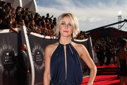 Julianne Hough Halter Dress