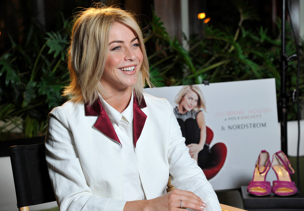More Pics of Julianne Hough Blazer (1 of 31) - Blazer Lookbook - StyleBistro