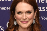 Julianne Moore Diamond Chandelier Earrings