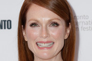 Julianne Moore Long Side Part