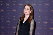 Julianne Moore Long Skirt
