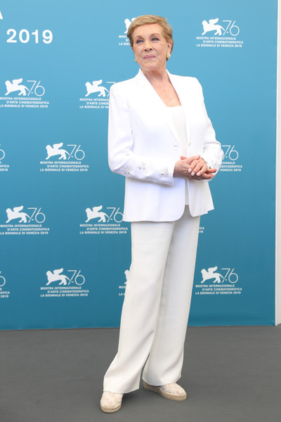 Julie Andrews Pantsuit