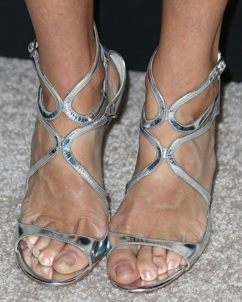 Julie Bowen Strappy Sandals