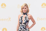 Julie Bowen Print Dress